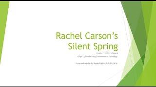 rachel carson the obligation to endure