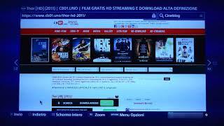 Come guardare film in streaming su ps4 / Xbox ONE