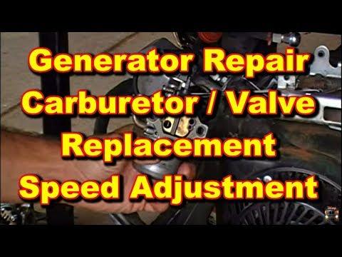 Generator Repair, Coleman Powermate
