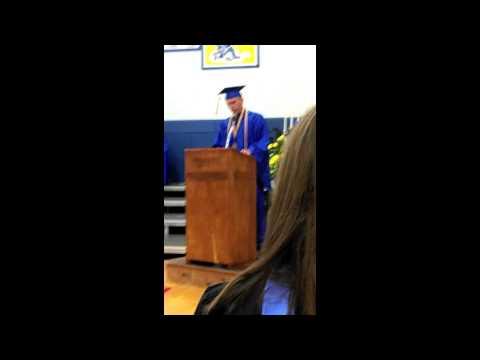 Villa Grove High School - Class of 2014 Valedictorian