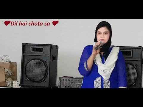 Dil Hai Chota Sa Choti Si Asha-UmmehaniAsfa