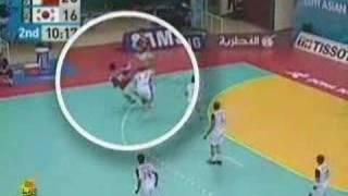 unfair judgement handball