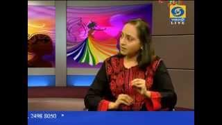 Badalti Jeevanshaili Aani Kesanchi Niga _ बदलती जीवनशैली आणि केसांची निगा