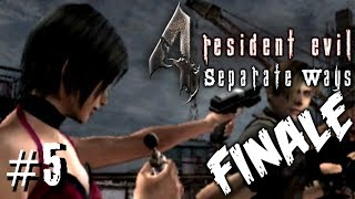 Resident Evil 4 HD: Separate Ways   05 FINALE   ALWAYS DOUBLE-TAP!