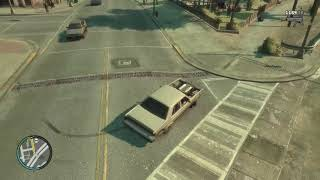 GTA IV - Want to jump? Go to hell !