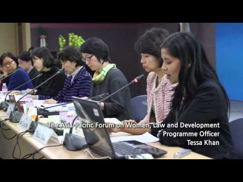 The 6th Asia-Pacific Forum on Development and Gender