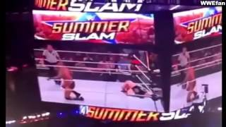 WWE Raw 12 September 2016 Highlights - Brock Lesnar vs Randy Orton wwe raw 9/12/16 highlights