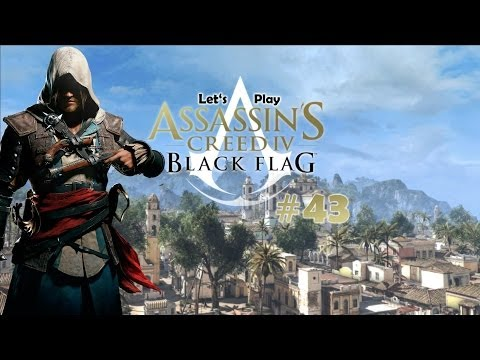 ASSASSIN'S CREED 4: BLACK FLAG  #43 [BL/HD/Ger] - Untergang der San Lorenzo