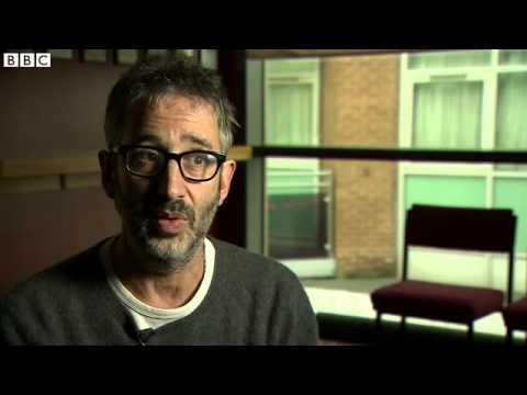 NEWSNIGHT: David Baddiel On The Anelka Quenelle Gesture  [23.01.2014]