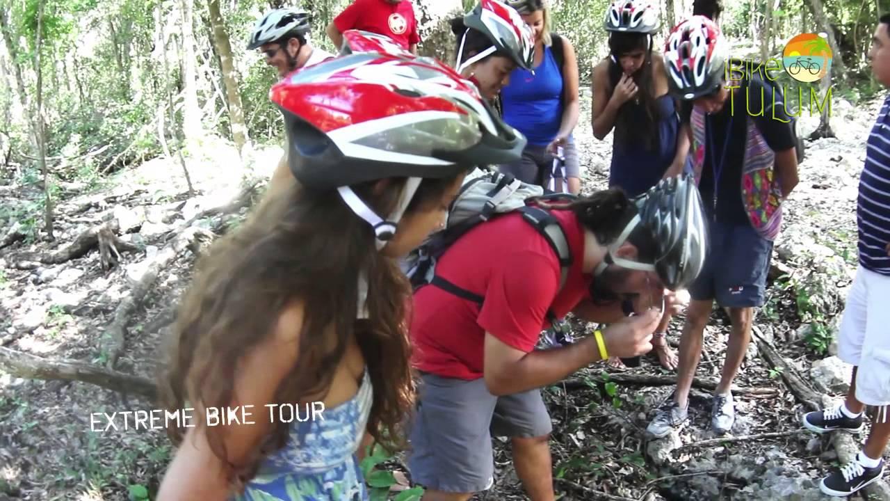 I Bike Tulum Extreme Bike Tour from ibike