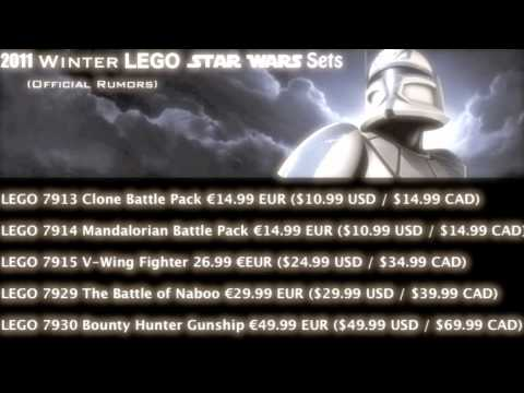 new 2012 lego star wars sets. enjoy.
