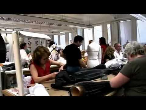 Alexa Chung & Karl Lagerfeld