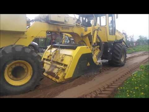 Ресайклер-стабилизатор грунта BOMAG Recycler-soil stabilizer BOMAG