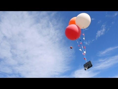 Insane Trick Shots - Supertramp style with Dude Perfect