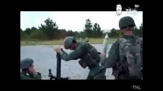 Những tình huống hài nhất trong quân đội