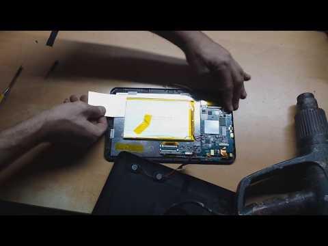 Como cambiar pantalla lcd de tablet wolder mitab epsilon
