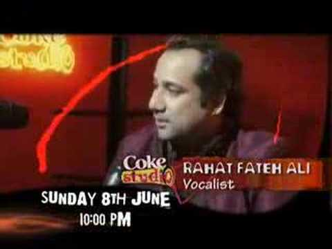 Ali Azmat and Rahat Fateh Ali Khan Preview 2 Coke Studio Pakistan...