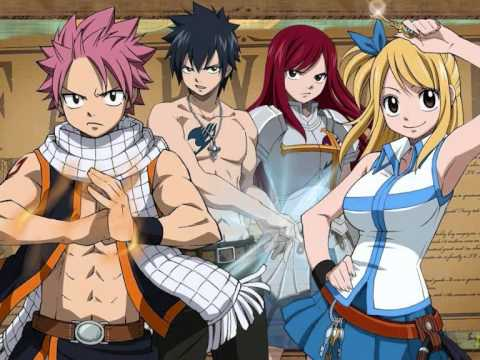 Nightcore Fairy Tail Opening 3 video