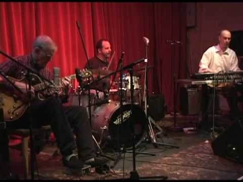 Derek Bailey and the Shaking Ray Levis at Tonic, NYC, 4/12/2003