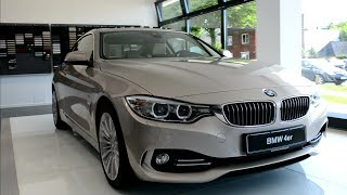 2014 New BMW 4er 420i Coupe