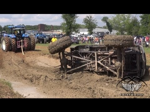 THE MUD BOG FROM HELL!!