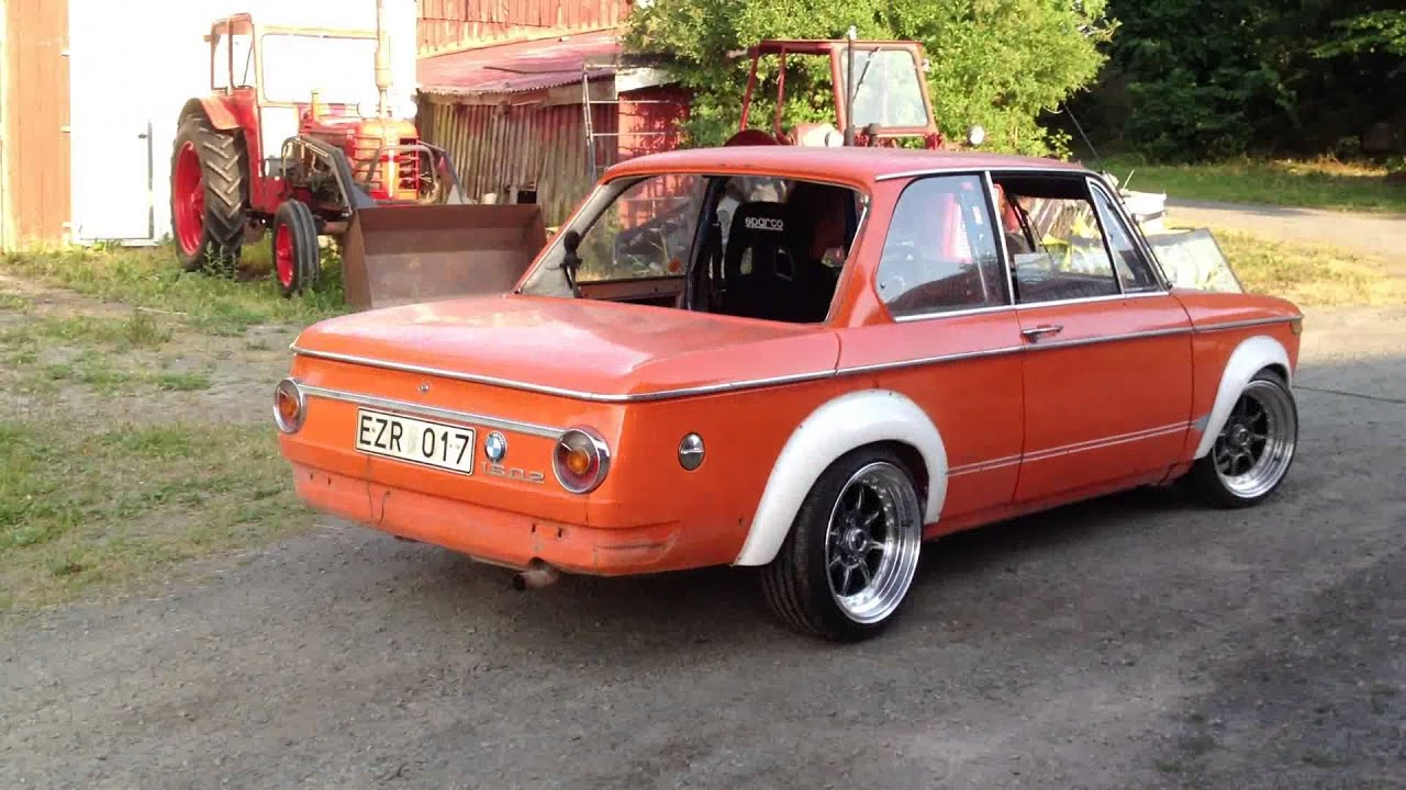 Bmw 2002 For Sale >> BMW 1602 - YouTube