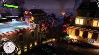 Sunset Overdrive Starting Sequence