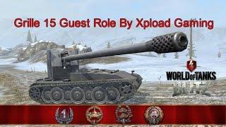 Grille 15 - 7355 DMG | World of Tanks Blitz | Quest Role