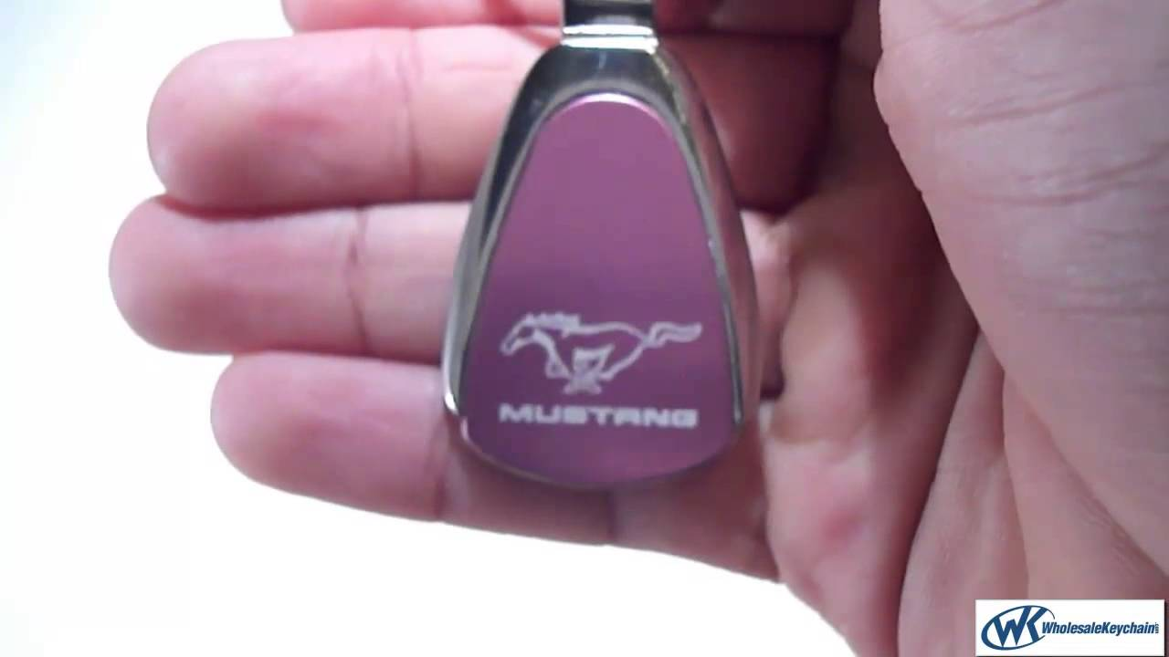 Ford Mustang Keychain Ford Mustang Keychain