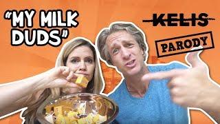 """My Milk Duds"" Halloween Parody, Kelis - ""Milkshake""// The Holderness Family"