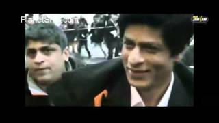Shah Rukh Khan interview with JamFm in Berlin and sings