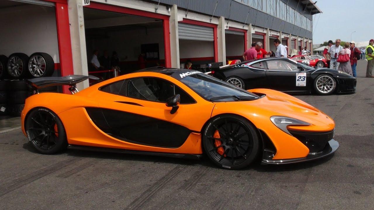 Orange Mclaren P1   Top Car Reviews 2019 2020