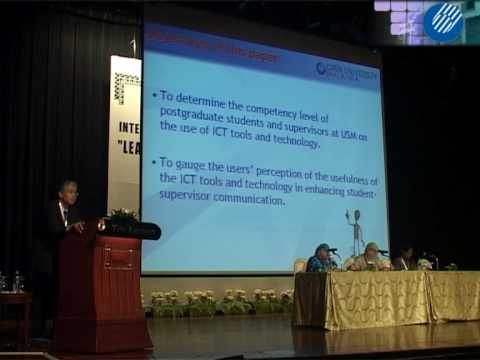 [Talk] ICT in Student-Supervisor Communication Part 1