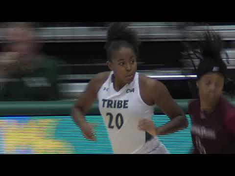 Women's Basketball Game Highlights: Maryland Eastern Shore