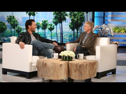 Matthew McConaughey Talks About His Oscar Win