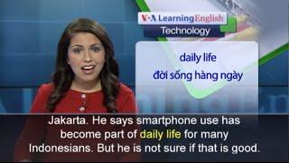 Anh ngữ đặc biệt: Indonesia Smartphones