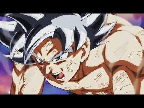 Goku Has Limitless Power