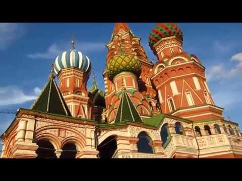 Haiying summer 2016 - Red Square Moscow