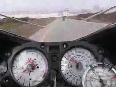 Suzuki Hayabusa Tuned 1300cc GSXR Turbo Superbike Video