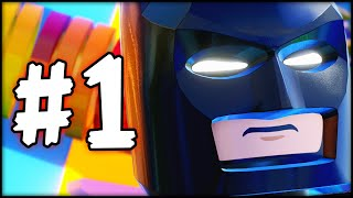 LEGO Dimensions - PART 1 - PROLOGUE! (Gameplay Walkthrough HD)