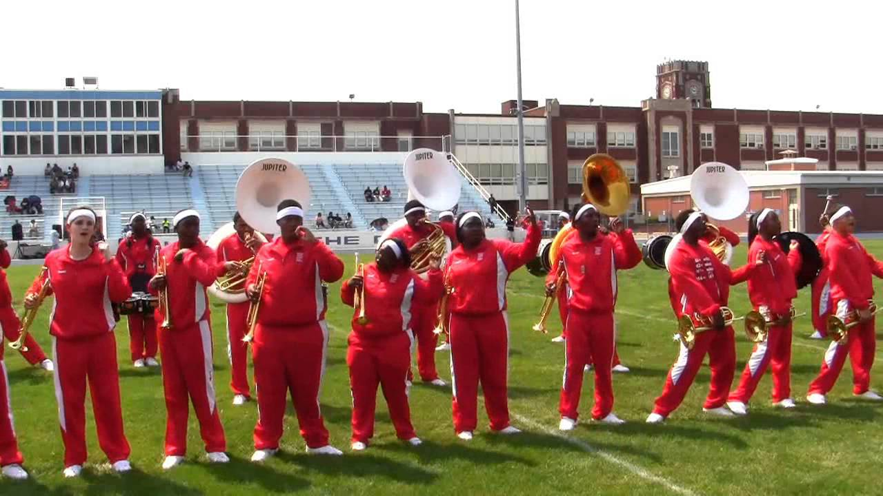 Trotwood High School Band Trotwood Madison High School