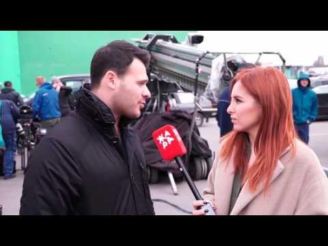 Съёмки клипа Эмина с Григорием Лепсом. Программа ТОЧКА NEWS
