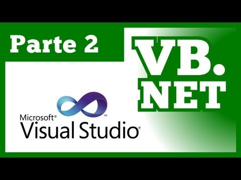 Visual Basic .NET - Parte 2 - Variables y tipos de datos (Curso VB.NET 2010 & 2012)