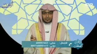 صفة قيام الليل لنبينا ﷺ - الشيخ صالح المغامسي
