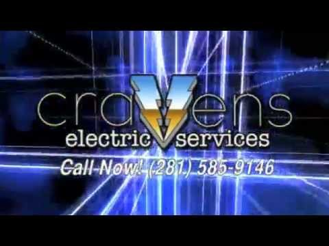 Residential Electrician Houston Texas | Cravens Electric