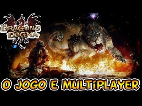 Dragon's Dogma - O Jogo e Multiplayer