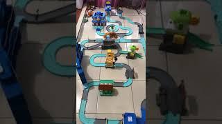 Robocar Poli Playset