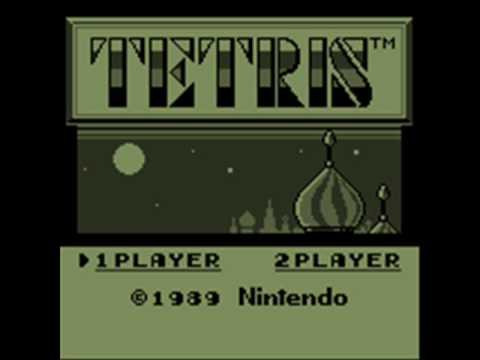 Original Tetris theme (Tetris Soundtrack)