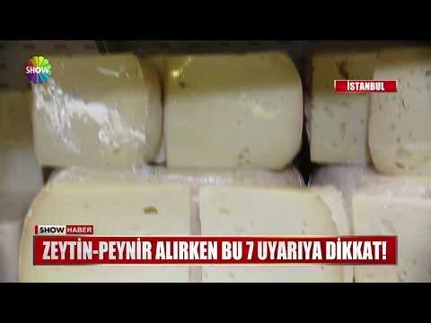 Zeytin-Peynir alırken bu 7 uyarıya dikkat!