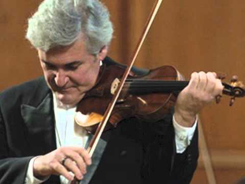 Pinchas Zukerman: Brahms Violin Concerto (Radio Broadcast, 2014)